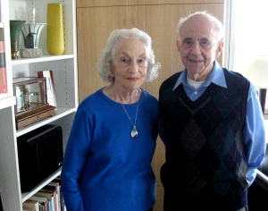 Ina and Jerry Loewenberg